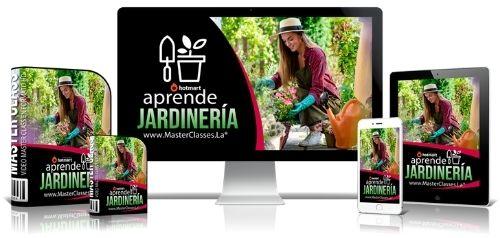 Aprende jardineria express desde cero para principiantes