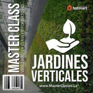 Crea jardines verticales paso a paso