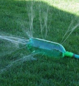 Cómo hacer un sistema de riego casero