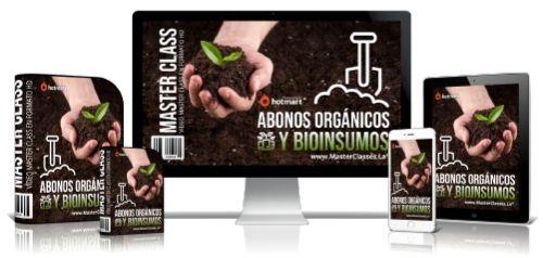 Curso online abonos orgánicos y bioinsumos desde cero