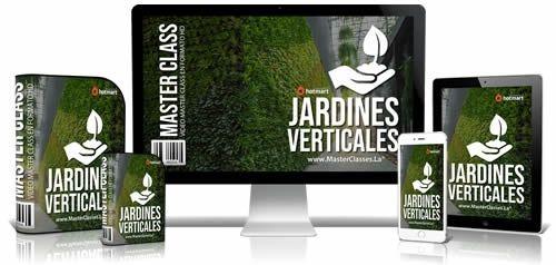 Curso online de jardines verticales para principiantes