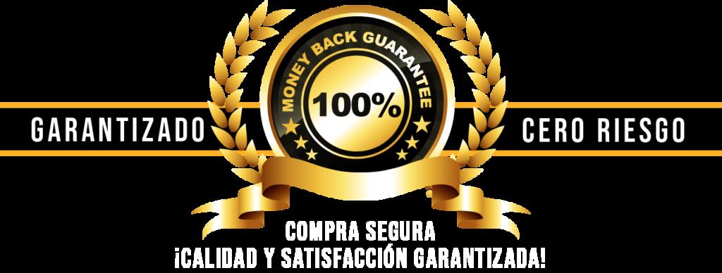 certificado de garantía